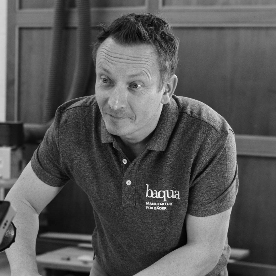 Michael Brummel bei baqua
