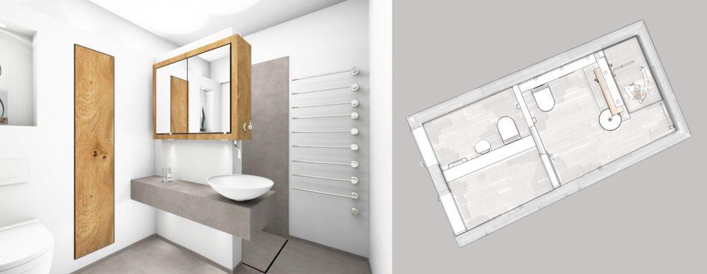 badideen die sie erfrischen werden baqua. Black Bedroom Furniture Sets. Home Design Ideas