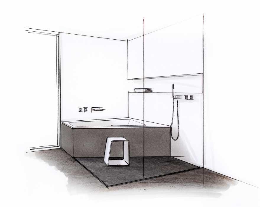 dusche-nach-mass