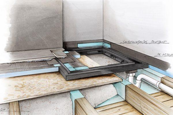 baqua Duschsystem - Einbauskizze_04